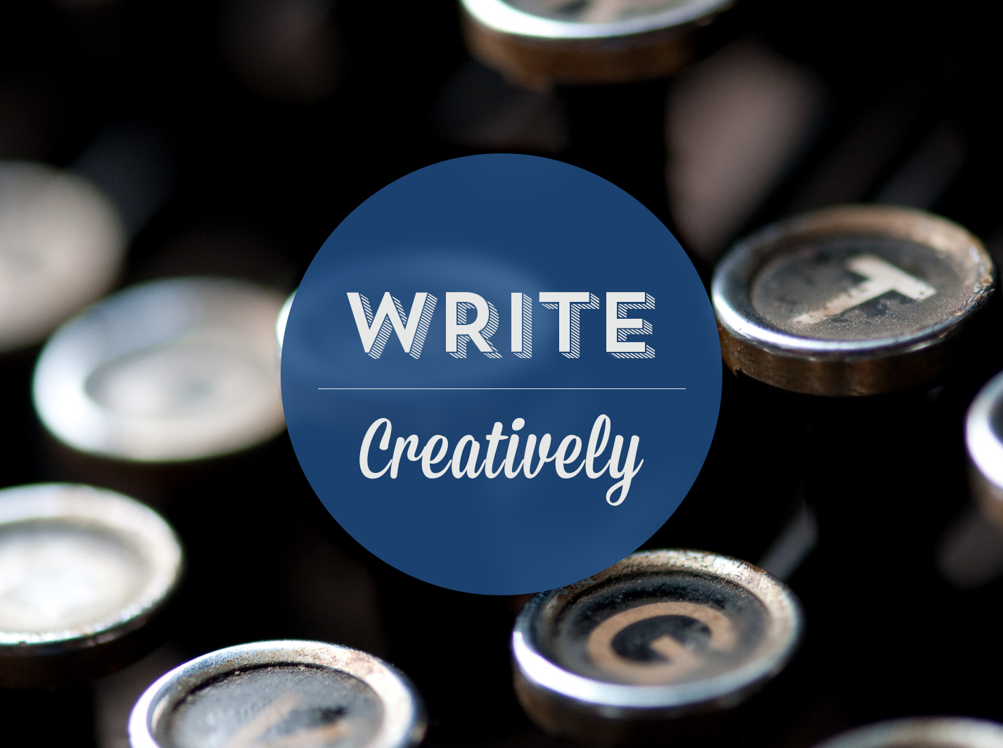 write-creatively